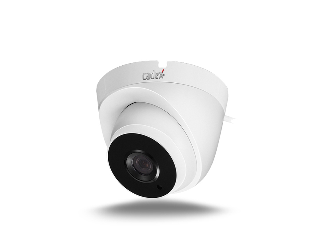 Cadex CX-9303IP 3Mp Ip Dome Kamera